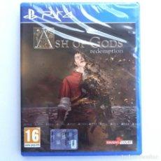 Videojuegos y Consolas PS4: ASH OF GODS REDEMPTION PS4 PRECINTADO. Lote 271062368