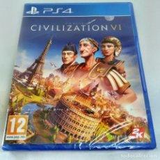 Videojuegos y Consolas PS4: CIVILIZATION VI PS4 PRECINTADO. Lote 271062833