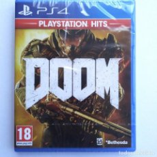 Videojuegos y Consolas PS4: DOOM PS4 PRECINTADO. Lote 271063323