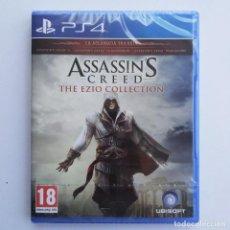 Videojuegos y Consolas PS4: ASSASSIN´S CREED THE EZIO COLLECTION PS4 PRECINTADO. Lote 271064168