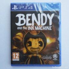 Videojuegos y Consolas PS4: BENDY AND THE INK MACHINE PS4 PRECINTADO. Lote 271065958