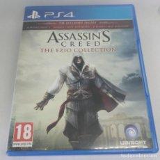 Videojuegos y Consolas PS4: ASSASSIN´S CREED THE EZIO COLLECTION PS4. Lote 271067273