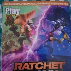 Videojuegos y Consolas PS4: GUIA COMPLETA RATCHET & CLANK PS5. Lote 271113758