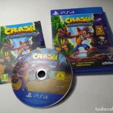 Videojuegos y Consolas PS4: CRASH BANDICOOT N - SANE TRILOGY ( PS4 - PLAYSTATION 4 - PAL - ESP). Lote 271398553