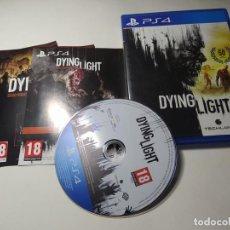 Videojuegos y Consolas PS4: DYING LIGHT ( PS4 - PLAYSTATION 4 - PAL - ESP). Lote 271399143