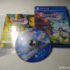 Videojuegos y Consolas PS4: DRAGON QUEST XI : ECOS DEL PASADO PERDIDO ( PS4 - PLAYSTATION 4 - PAL - ESP). Lote 271399348