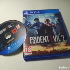 Videojuegos y Consolas PS4: RESIDENT EVIL 2 ( PS4 - PLAYSTATION 4 - PAL - ESP). Lote 271399468