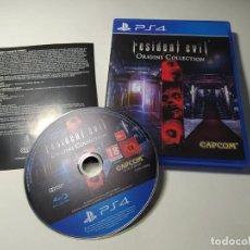 Videojuegos y Consolas PS4: RESIDENT EVIL ORIGINS COLLECTION ( PS4 - PLAYSTATION 4 - PAL - ESP). Lote 271399513