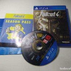 Videojuegos y Consolas PS4: FALLOUT 4 ( PS4 - PLAYSTATION 4 - PAL - ESP). Lote 271400088