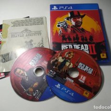 Videojuegos y Consolas PS4: RED DEAD REDEMPTION 2 ( PS4 - PLAYSTATION 4 - PAL - ESP). Lote 271400168