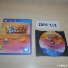 Videojuegos y Consolas PS4: PS4 - ALCHEMIC JOUSTS , PAL ESPAÑOL , COMPLETO. Lote 275933938