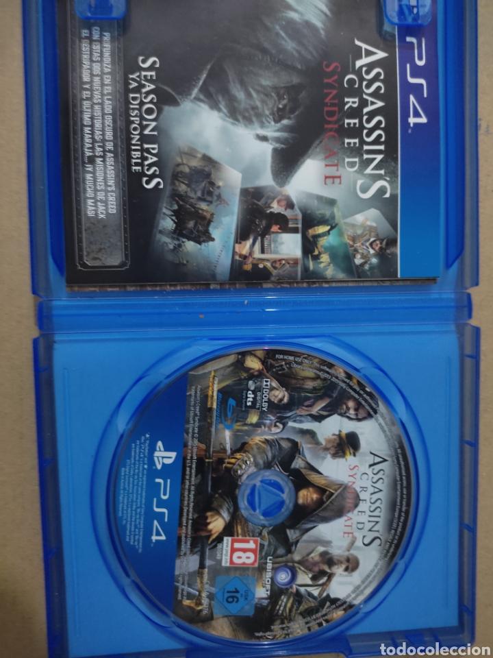 Videojuegos y Consolas PS4: Assassins Creed sundicate (ps4 - Foto 2 - 276569943