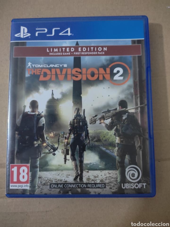 THE DIVISIÓN 2 PS4 (Juguetes - Videojuegos y Consolas - Sony - PS4)