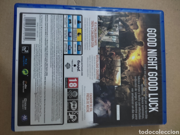 Videojuegos y Consolas PS4: Dyng light (ps4) - Foto 2 - 276570848