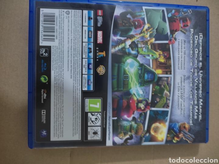 Videojuegos y Consolas PS4: Marvel super héroes lego (ps4) - Foto 2 - 276571158