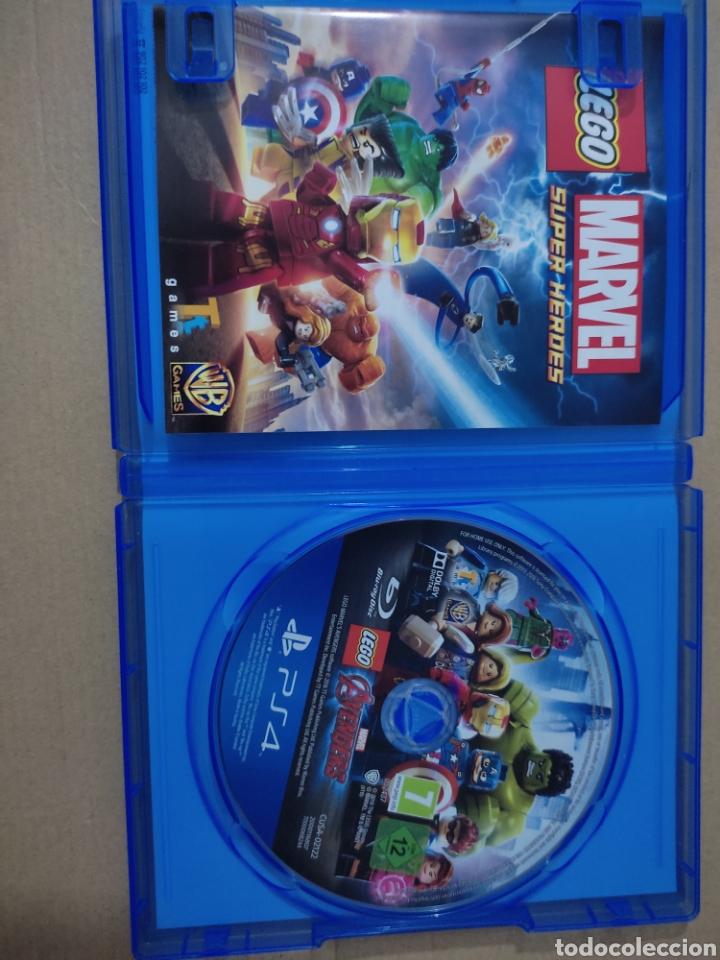 Videojuegos y Consolas PS4: Marvel super héroes lego (ps4) - Foto 3 - 276571158