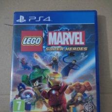 Videojuegos y Consolas PS4: MARVEL SUPER HÉROES LEGO (PS4). Lote 276571158