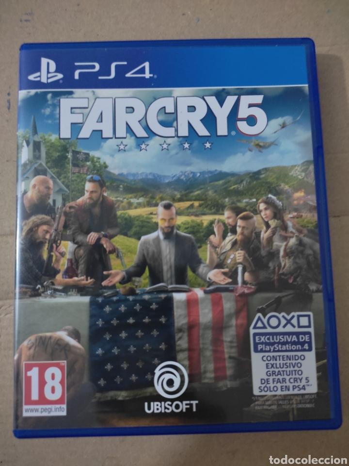 Videojuegos y Consolas PS4: Farcry 5 (ps4) - Foto 2 - 276571393