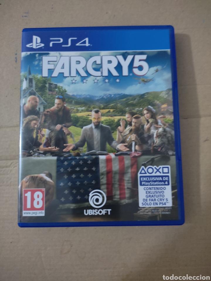 FARCRY 5 (PS4) (Juguetes - Videojuegos y Consolas - Sony - PS4)
