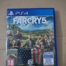 Videojuegos y Consolas PS4: FARCRY 5 (PS4). Lote 276571393