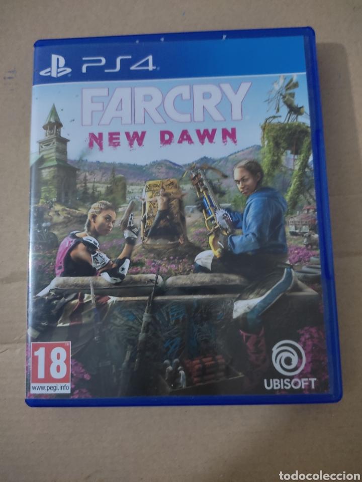 FARCRY NEW DAWN (PS4 (Juguetes - Videojuegos y Consolas - Sony - PS4)