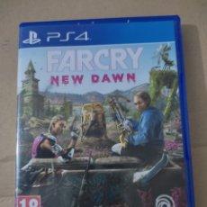 Videojuegos y Consolas PS4: FARCRY NEW DAWN (PS4. Lote 276571568