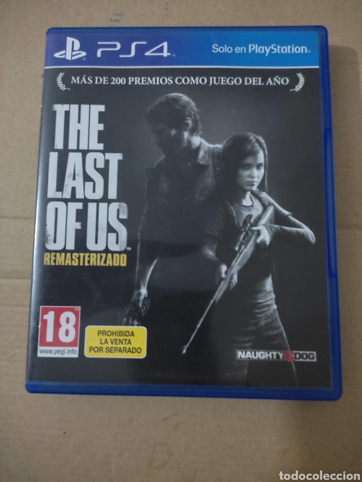THE LAST OF US (PS4) (Juguetes - Videojuegos y Consolas - Sony - PS4)