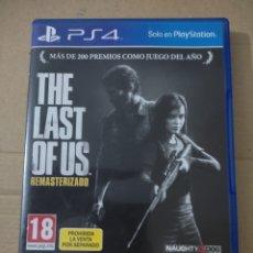 Videojuegos y Consolas PS4: THE LAST OF US (PS4). Lote 276571748