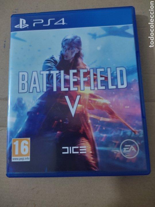 BATTLEFIELD V (PS4) (Juguetes - Videojuegos y Consolas - Sony - PS4)