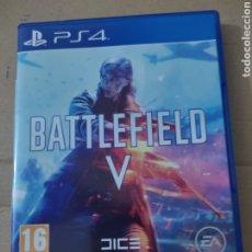 Videojuegos y Consolas PS4: BATTLEFIELD V (PS4). Lote 276571988