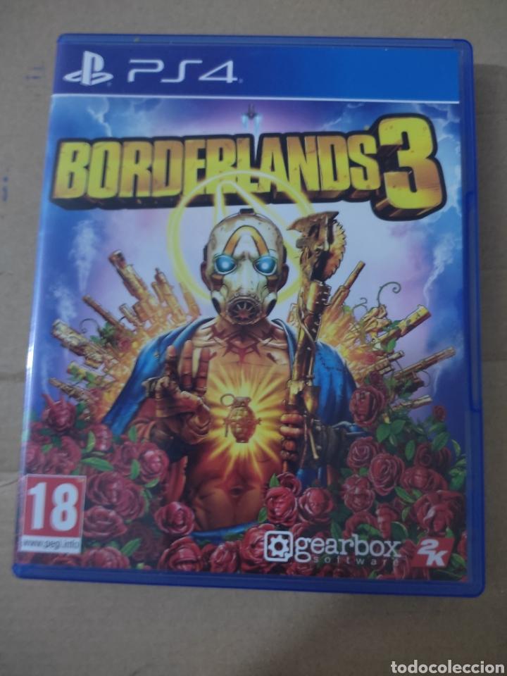 BORDERLANDS 3 PS4 (Juguetes - Videojuegos y Consolas - Sony - PS4)