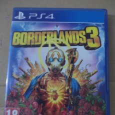 Videojuegos y Consolas PS4: BORDERLANDS 3 PS4. Lote 276572348