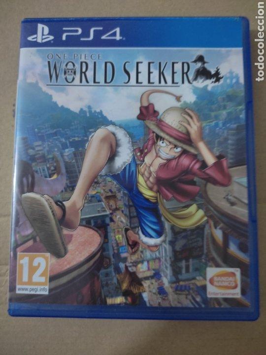 Videojuegos y Consolas PS4: World seeker (ps4) - Foto 2 - 276572483