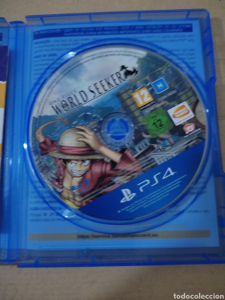 Videojuegos y Consolas PS4: World seeker (ps4) - Foto 3 - 276572483