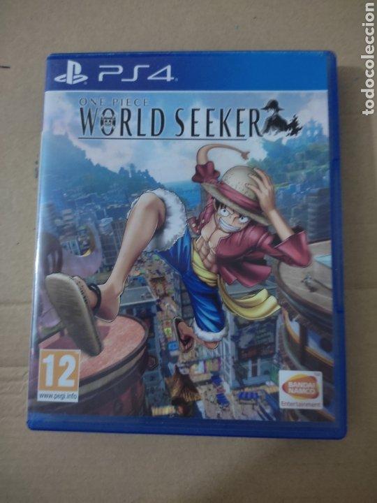 WORLD SEEKER (PS4) (Juguetes - Videojuegos y Consolas - Sony - PS4)