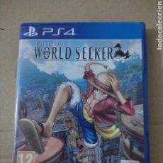 Videojuegos y Consolas PS4: WORLD SEEKER (PS4). Lote 276572483