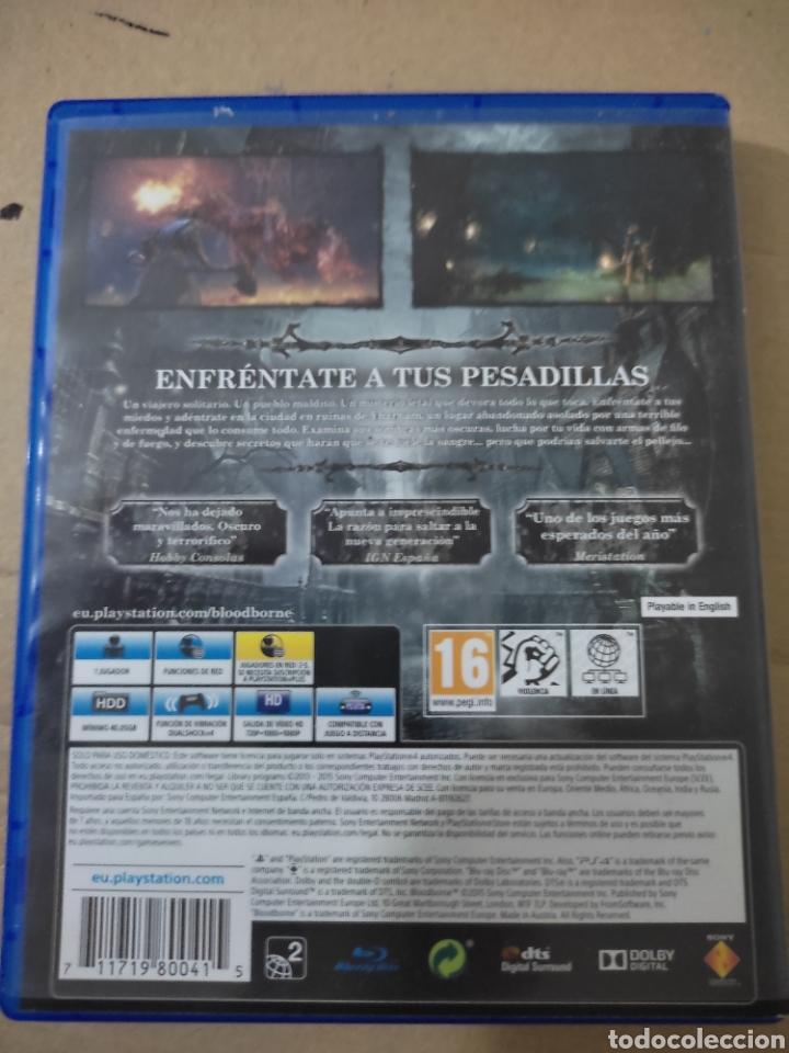 Videojuegos y Consolas PS4: Bloodborne (ps4 - Foto 3 - 276572828