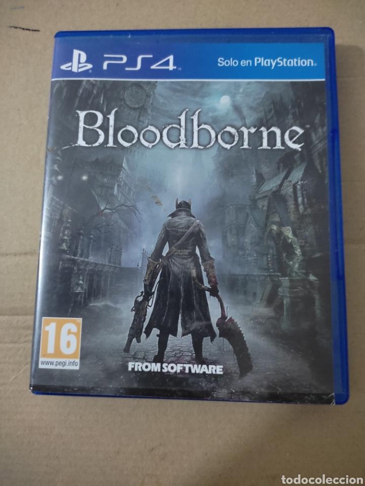 BLOODBORNE (PS4 (Juguetes - Videojuegos y Consolas - Sony - PS4)
