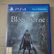 Videojuegos y Consolas PS4: BLOODBORNE (PS4. Lote 276572828