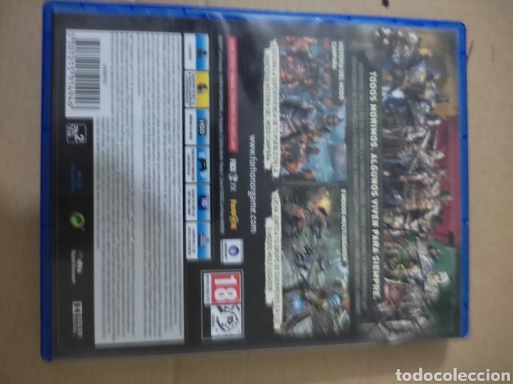 Videojuegos y Consolas PS4: For honor (ps4) - Foto 4 - 276572988