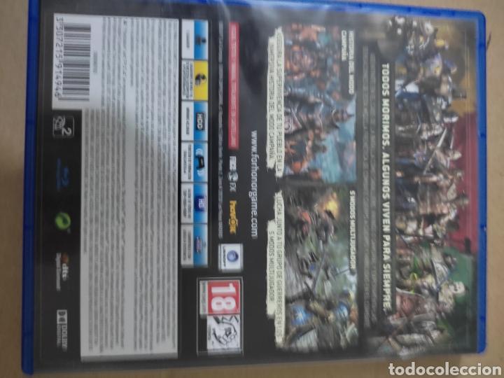 Videojuegos y Consolas PS4: For honor (ps4) - Foto 5 - 276572988