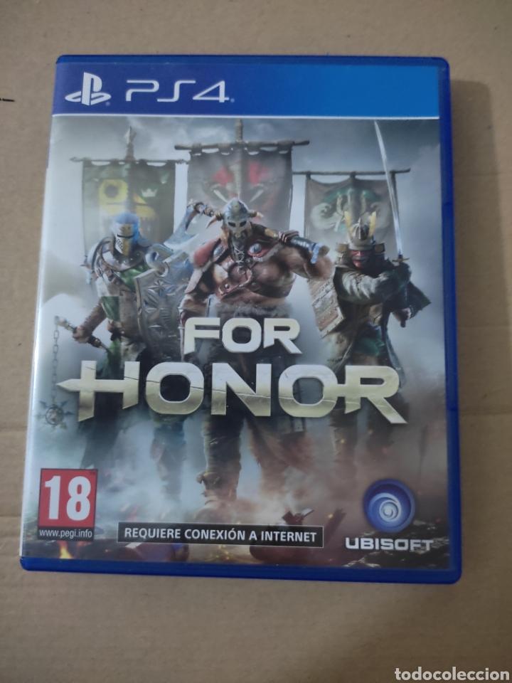 FOR HONOR (PS4) (Juguetes - Videojuegos y Consolas - Sony - PS4)