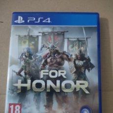 Videojuegos y Consolas PS4: FOR HONOR (PS4). Lote 276572988