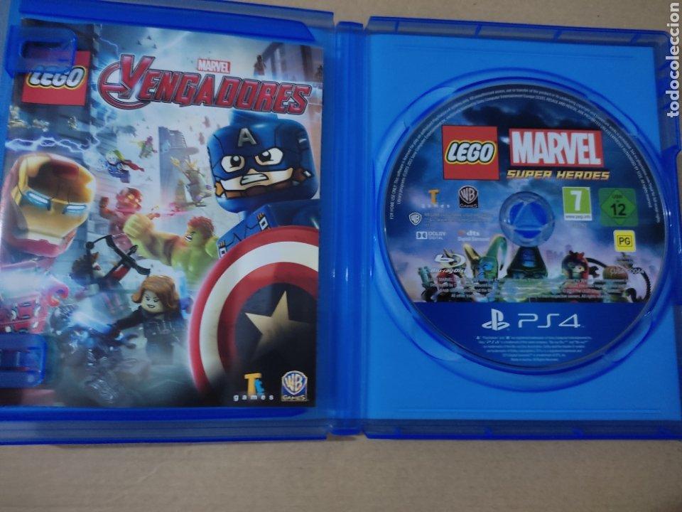Videojuegos y Consolas PS4: Los vengadores lego (ps4 - Foto 2 - 276573818