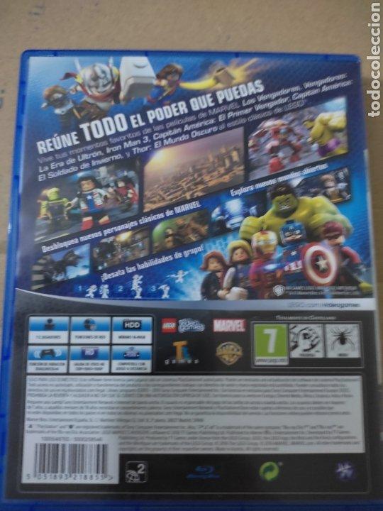 Videojuegos y Consolas PS4: Los vengadores lego (ps4 - Foto 4 - 276573818
