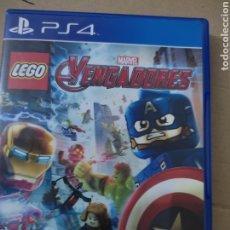Videojuegos y Consolas PS4: LOS VENGADORES LEGO (PS4. Lote 276573818