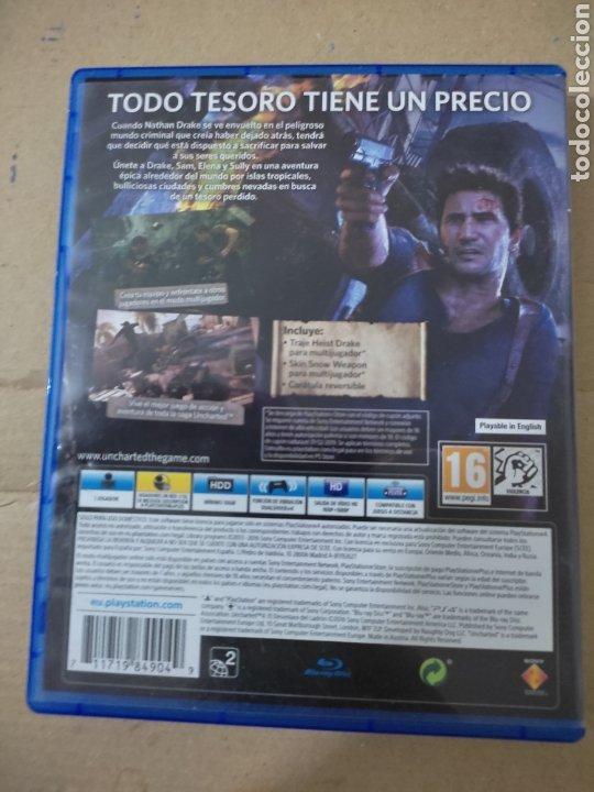 Videojuegos y Consolas PS4: Uncharted 4 ps4 - Foto 2 - 276574328