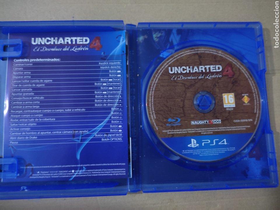 Videojuegos y Consolas PS4: Uncharted 4 ps4 - Foto 3 - 276574328