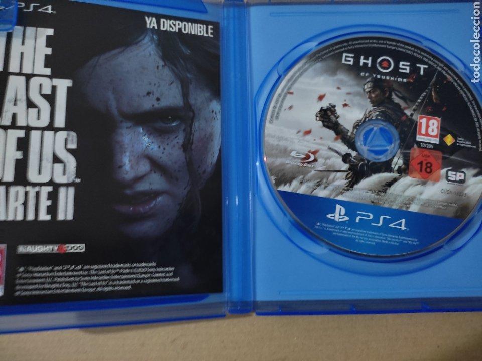 Videojuegos y Consolas PS4: Ghost of shushima(ps4) - Foto 2 - 276574638