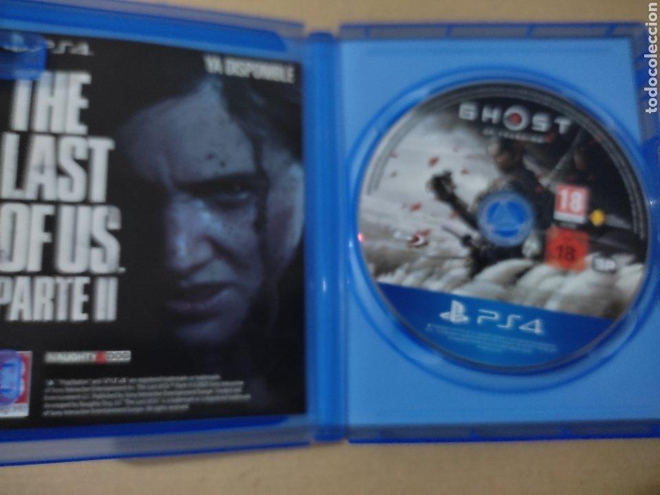 Videojuegos y Consolas PS4: Ghost of shushima(ps4) - Foto 3 - 276574638